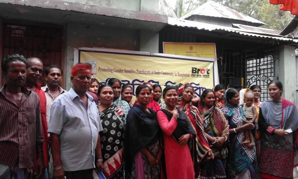 28.05.2017 Community Hearing at Asharfdi rishipara